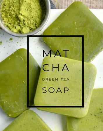 Matcha Tea Soap