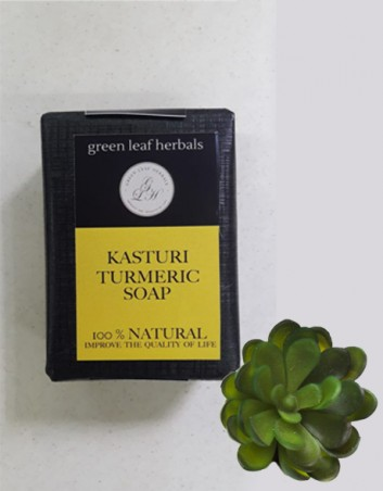 Kasturi Turmeric Soap